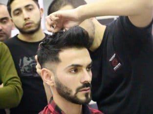 آموزشگاه آرایش مردانه اندیشه