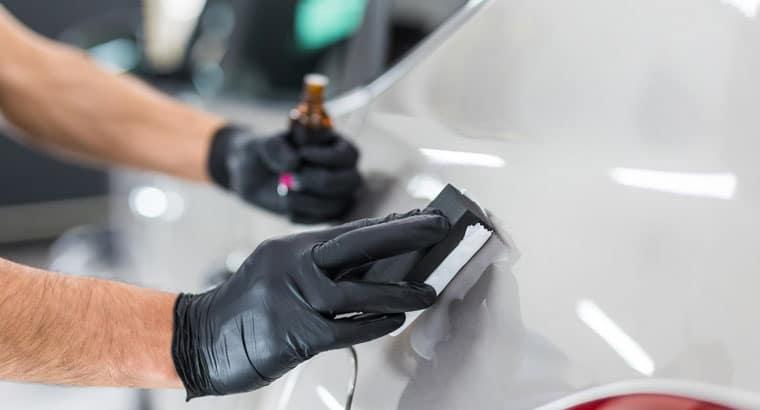 خدمات پوشش سرامیکی خودرو