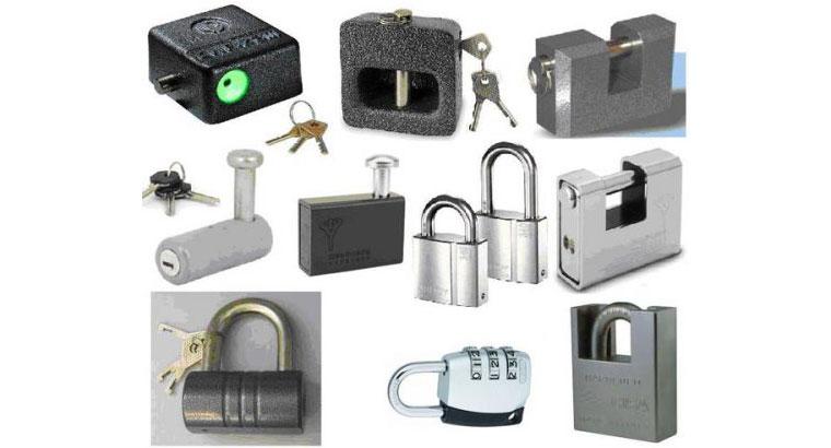 کلیدسازی و قفل سازی نجفی