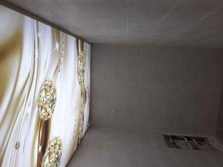 سقف کشسان ، کفپوش ، اپوکسی