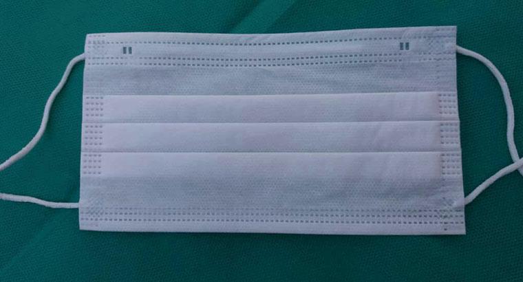 ماسک ، دستکش لاتکس ، مواد ضد عفونی