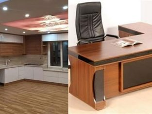 تجهیزات چوبی اداری و خانگی