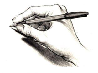 آموزش خوشنوسی با خودکار