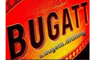 دیتیلینگ تخصصی بوگاتی
