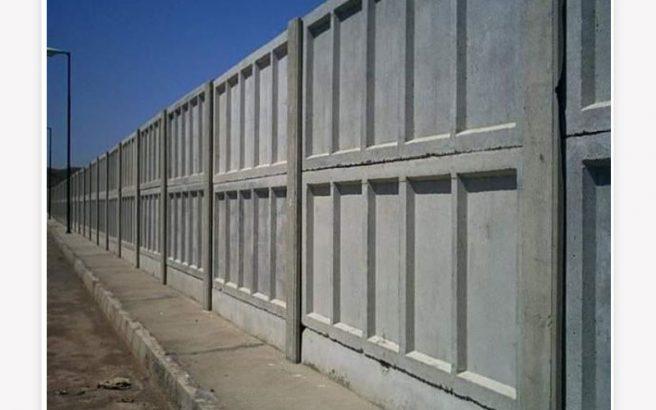 فروش و صادرات دیوار پیش ساخته
