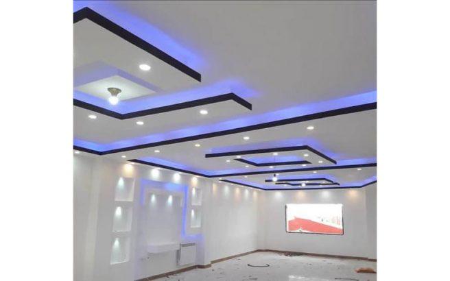 تولید سازه های سقفی و دیواری DryWall