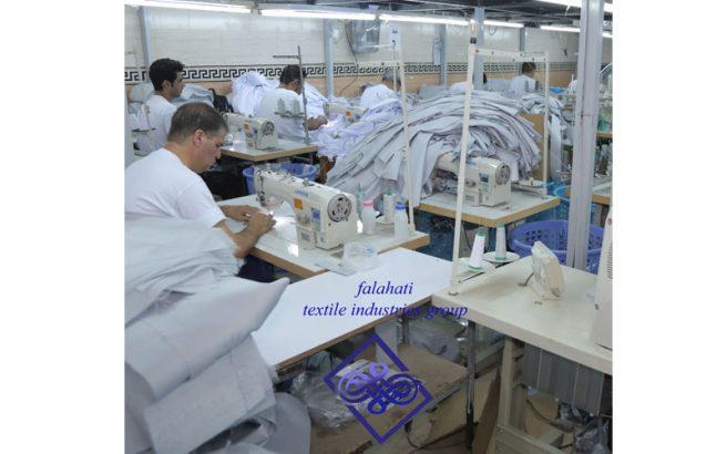 تولید و بافت انواع پارچه در اصفهان