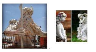 ساخت انواع مجسمه فایبرگلاس در مشهد