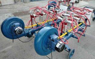 تولید سوخت پاش گازی در مشهد