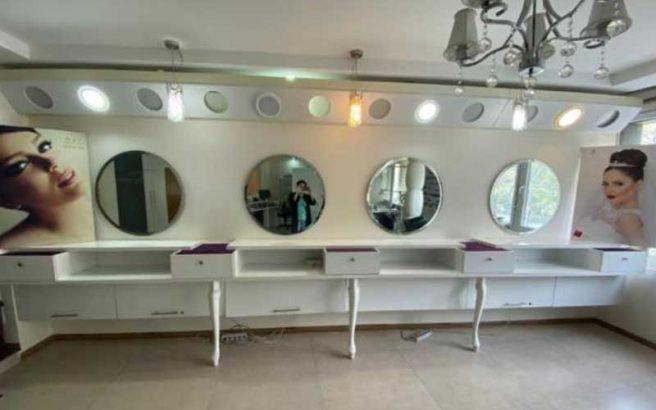 آرایشگاه و آموزشگاه زیبایی صبا ریحانی