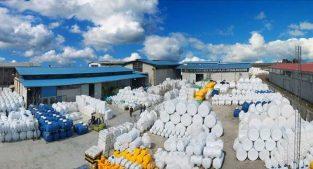 فروش انواع منبع های پلی اتیلن