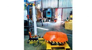 تولید دستگاه استرچ پالت در تهران