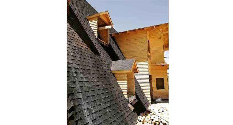 ساخت ویلاهای چوبی در لواسان ، فشم و دماوند