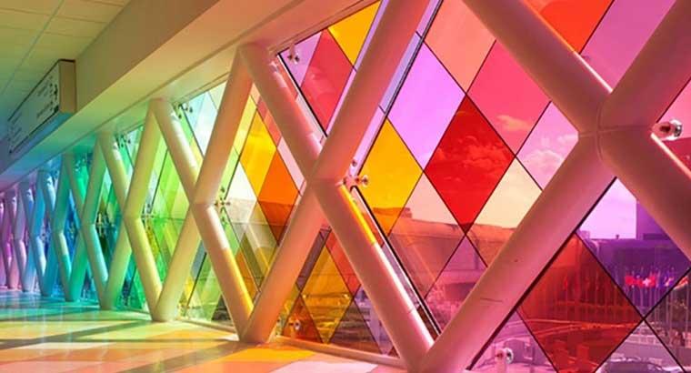 شرکت شیشه رنگی تترافرم