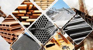 فروش مصالح ساختمانی در تبریز