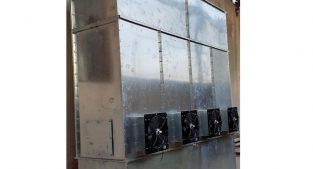 تولید برج خنک کننده فلزی