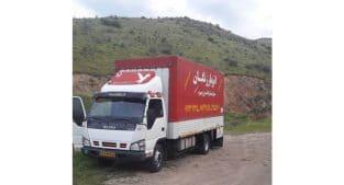 بهترین باربری در زنجان