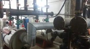 تعمیرات موتورخانه در تبریز