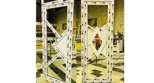 تولید درب و پنجره دوجداره در تهران