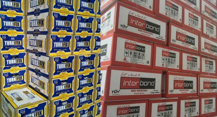 فروش انواع چسب در تهران