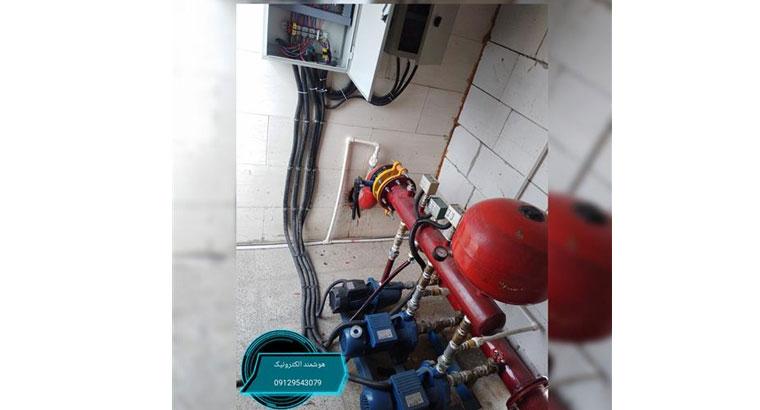دوربین مداربسته و دزدگیر اماکن