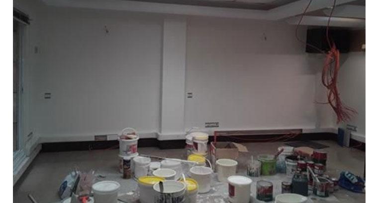 نقاشی و رنگ آمیزی در تهران