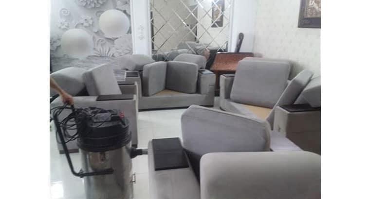 مبل شویی و قالیشویی در مشهد
