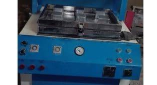 ساخت دستگاه وکیوم فرمینگ