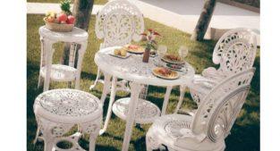 تولید میز و صندلی پلیمری
