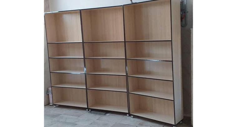 تولید قفسه و ویترین مغازه در شهریار