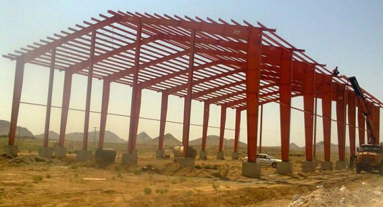 ساخت و نصب سوله های صنعتی