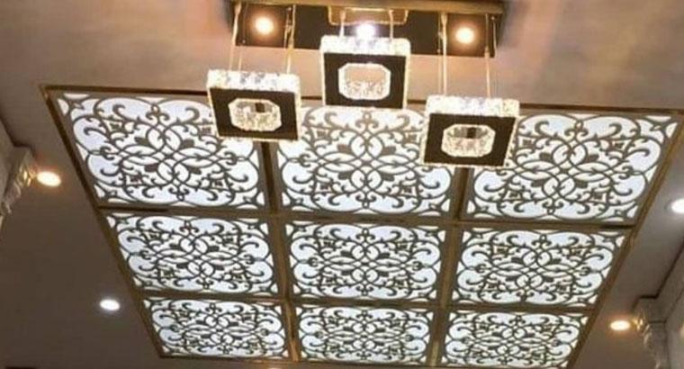 اجرای انواع سقف کناف در تهران