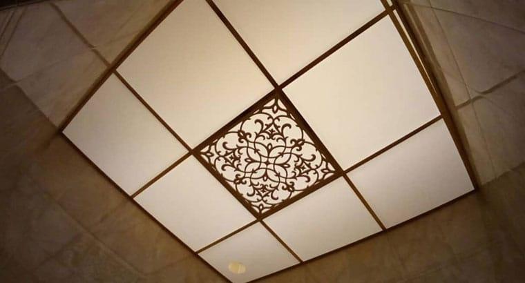 سقف کاذب و کناف در تهران