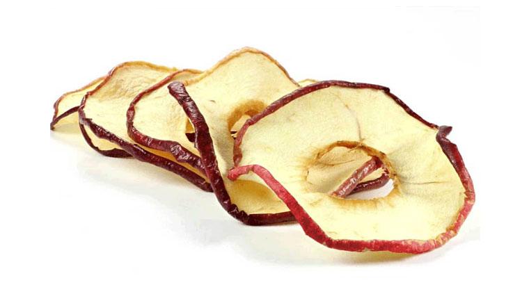 فروش سیب خشک آفتاب خشک