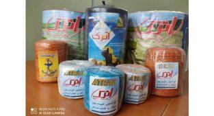 تولید نخ و طناب در استان گلستان