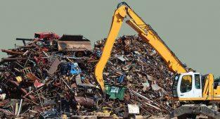 تخریب و خرید ضایعات در تهران