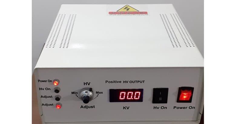 منبع اختلاف پتانسیل الکتریکی