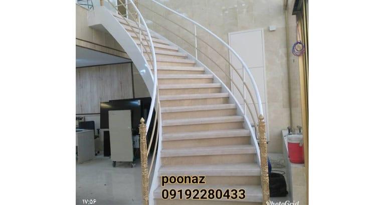 سازنده پله پیچ در اسلامشهر