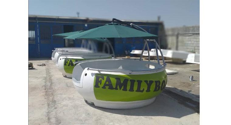 سازنده انواع قایق فایبرگلاس