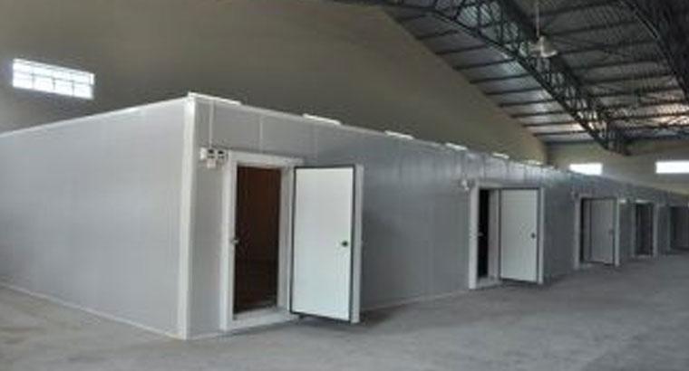 ساخت انواع سردخانه در آمل
