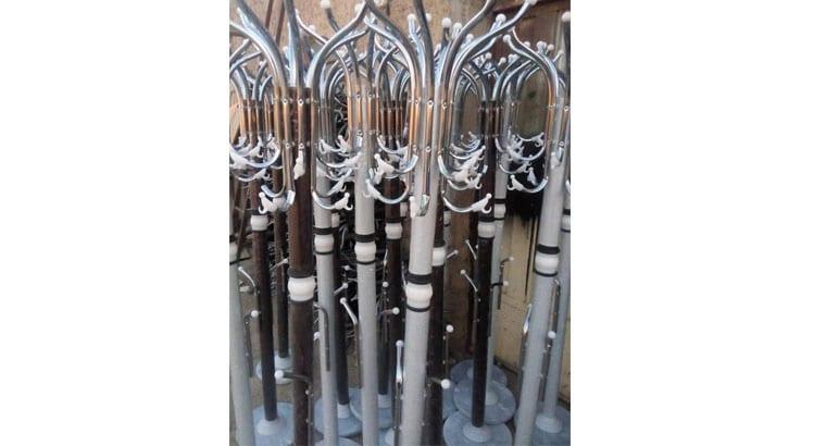 تولید انواع مصنوعات فلزی در اصفهان