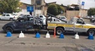یدک کش و امدادخودرو در تهران