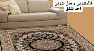 قالیشویی و مبل شویی در تبریز