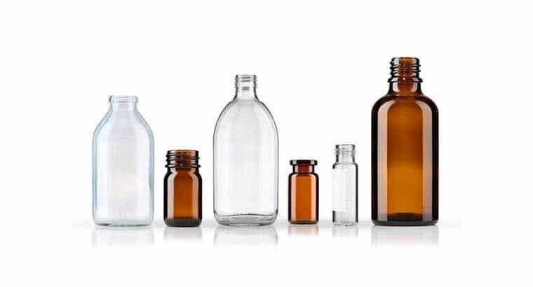 فروش شیشه دارویی در همدان