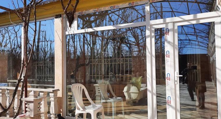 ساخت پنجره دوجداره و کابینت