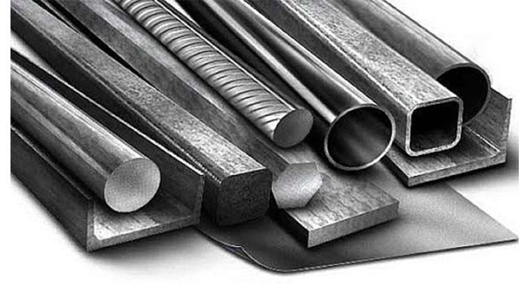 فروش میلگرد و آهن آلات