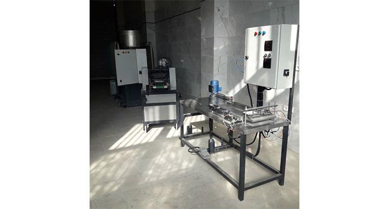 ساخت ماشین آلات تنباکو