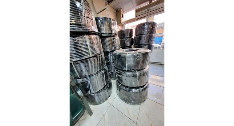 تولید انواع لوله پلی اتیلن