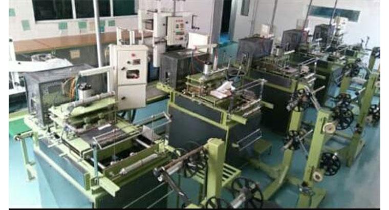 سازنده ماشین آلات تنباکو