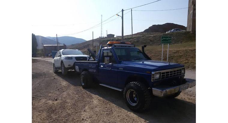 امداد خودرو در گرگان